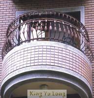 KYL-005B 鍛造陽台欄杆