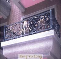 KYL-006B 鍛造陽台欄杆