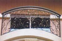 KYL-018B 鍛造陽台欄杆