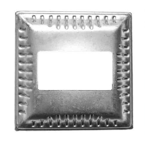 KYL-1407B (W110x110mmx 凸30xT1.5mm)  □32x62mm扁孔