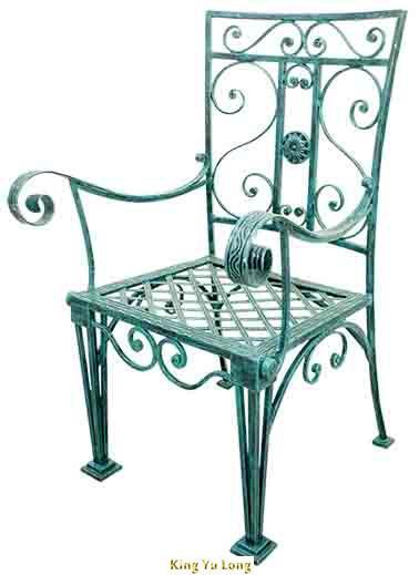 KYL-5103 太師庭院椅 (L620xW600xH1045mm) 包外尺寸